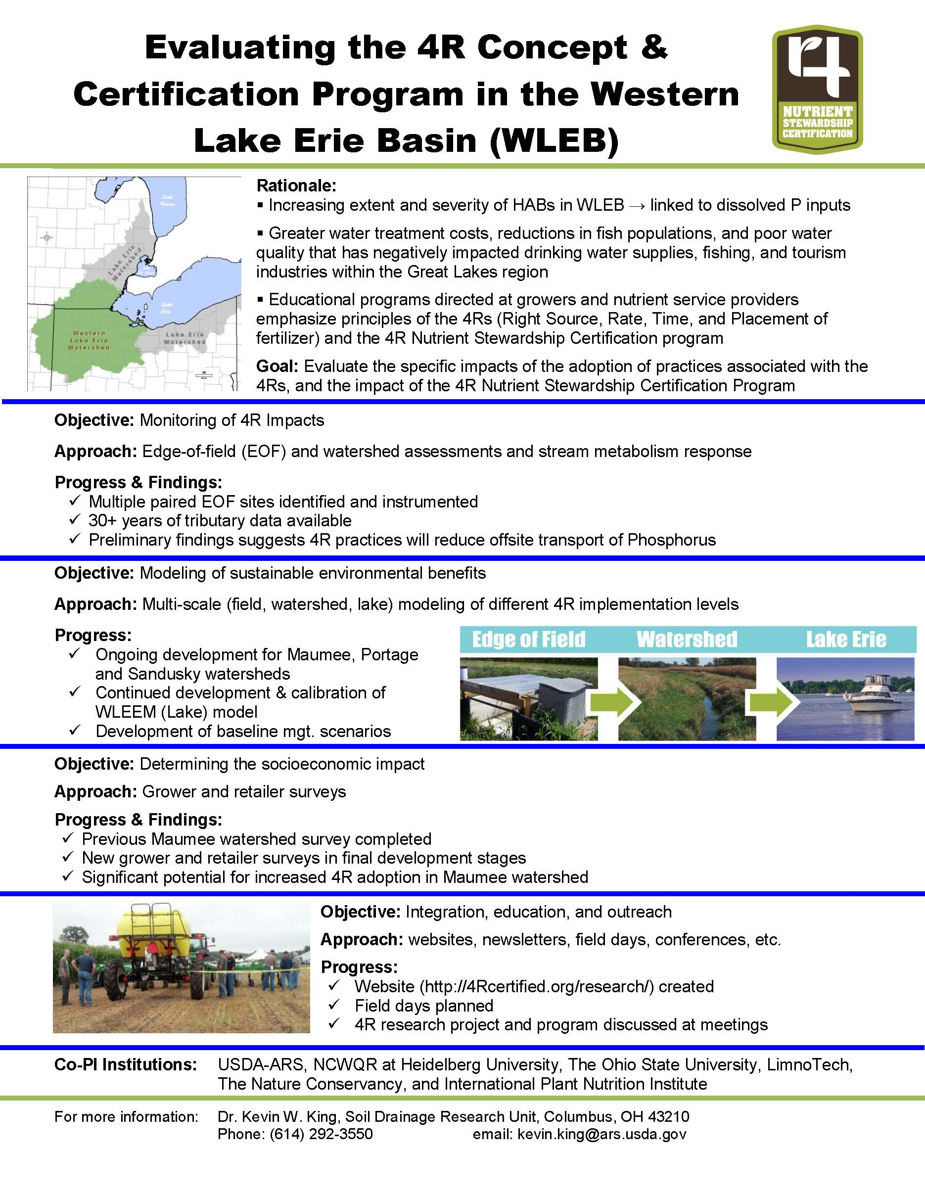 Research 4r nutrient stewardship certification click here to download evaluating the 4r concept certification program in the wleb in pdf format xflitez Gallery